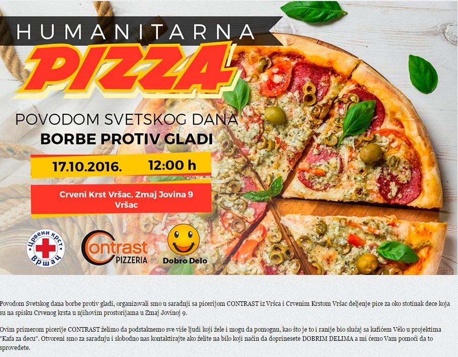 hum pica - Pizzeria Contrast